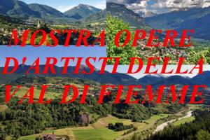 """Ricerca artisti dilettanti locali per """"Mostra opere d'artisti della val di Fiemme"""""""